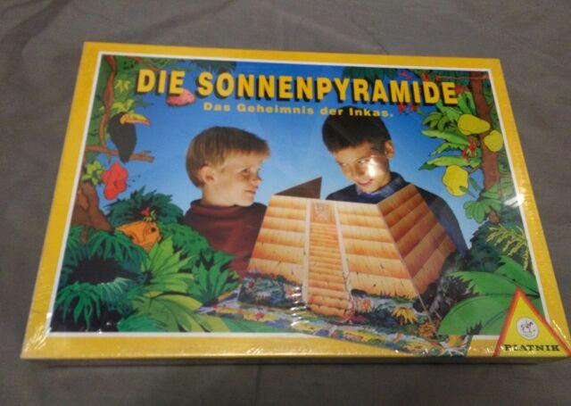 Die Sonnenpyramide Das Geheimnis der Inkas Brettspiel Spiel - Board Game Neu New