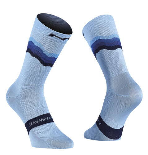 Northwave Switch Fahrrad Socken azure blau 2019