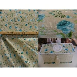 Coupon-fabric-villandry-turquoise-bottom-roller