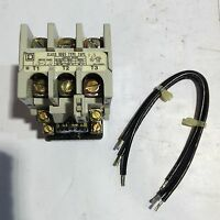 9065 Type Tupe Square D 1.5-2.0 Amp Overload Relay (new)