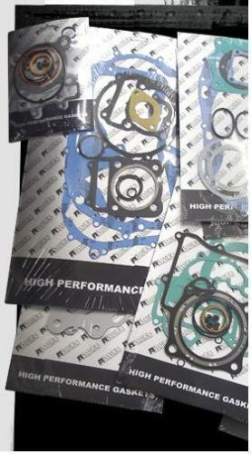 SUZUKI RM65 2003-2007 44.5MM TOP END REBUILD GASKET KIT *265