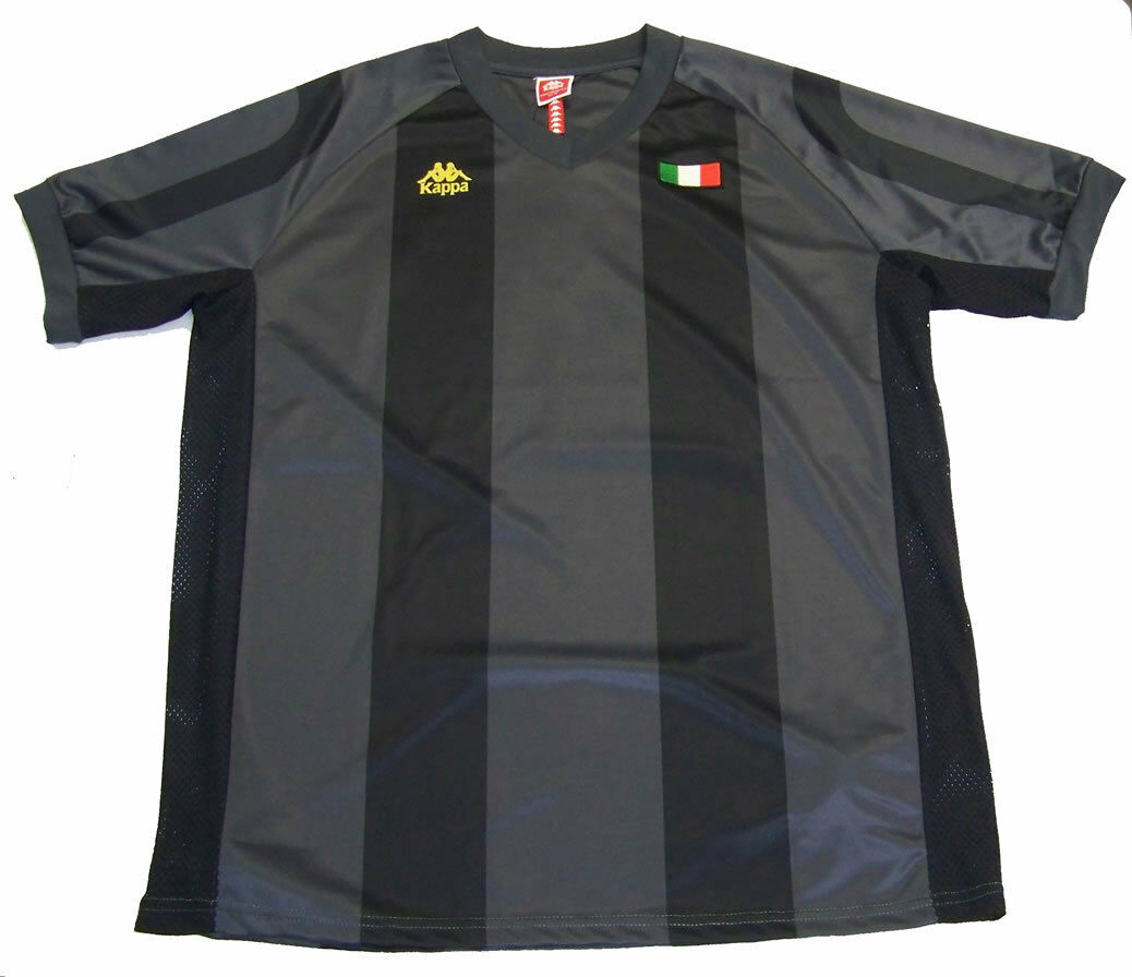 ITALIA FOOTBALL SHIRT by KAPPA-AUTHENTIC wolser Slim fit poliestere JERSEY-M