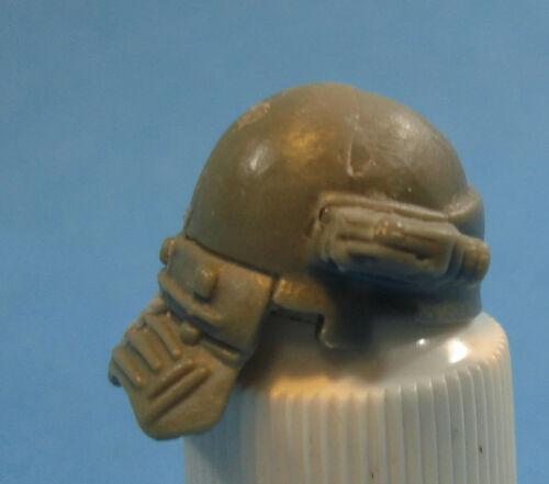 "HEL038 Custom Cast helmet sculpt use w//3.75/"" Star Wars Acid Rain GI Joe figure"