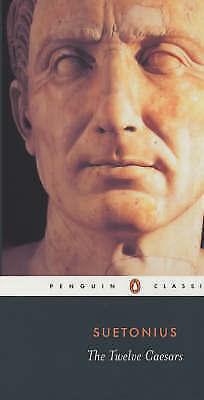 The Twelve Caesars (Penguin Classics)-ExLibrary