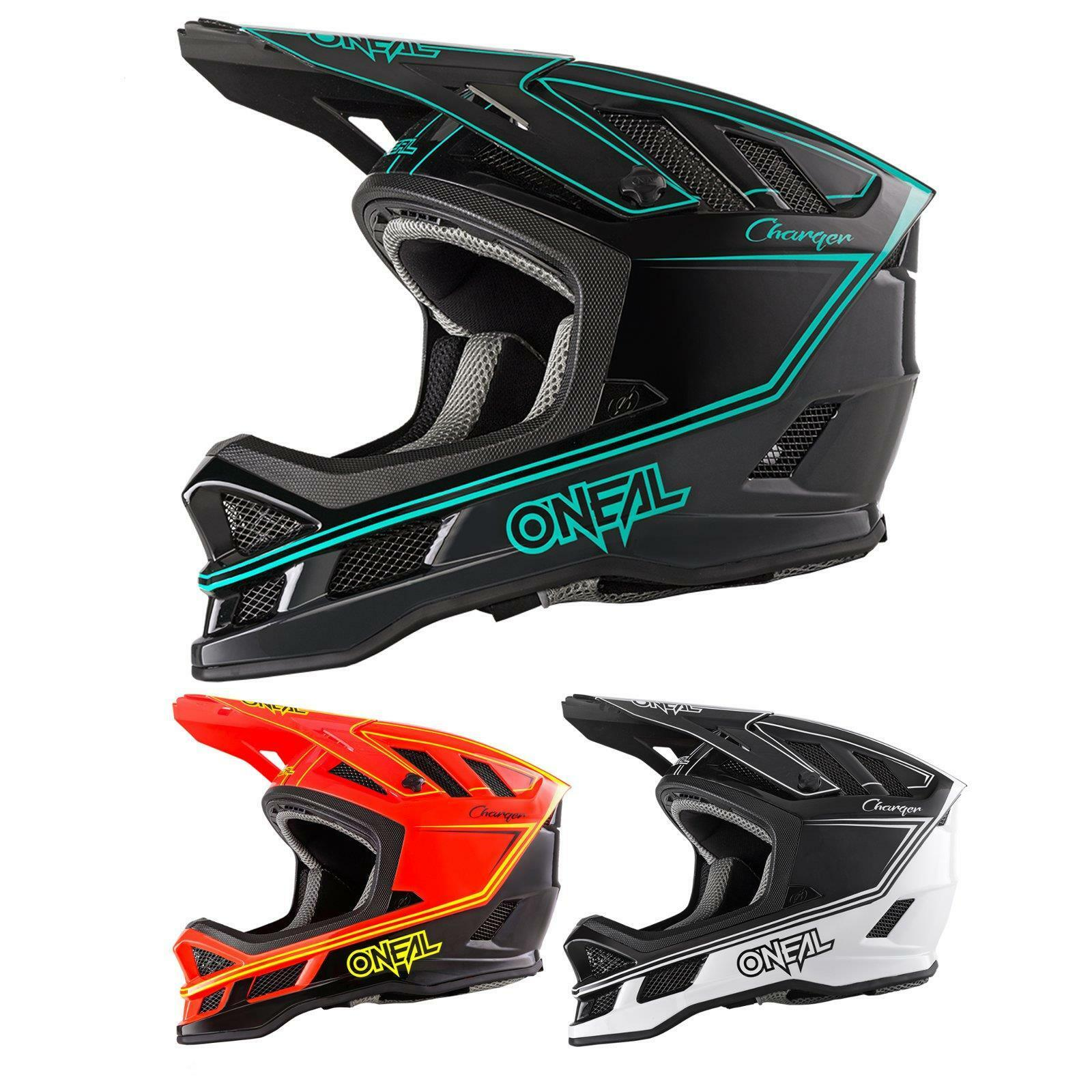 ONeal Blade Charger XXX Helm All Mountain Bike MTB Downhill Downhill Downhill DH FR Fullface FR 94c7ed