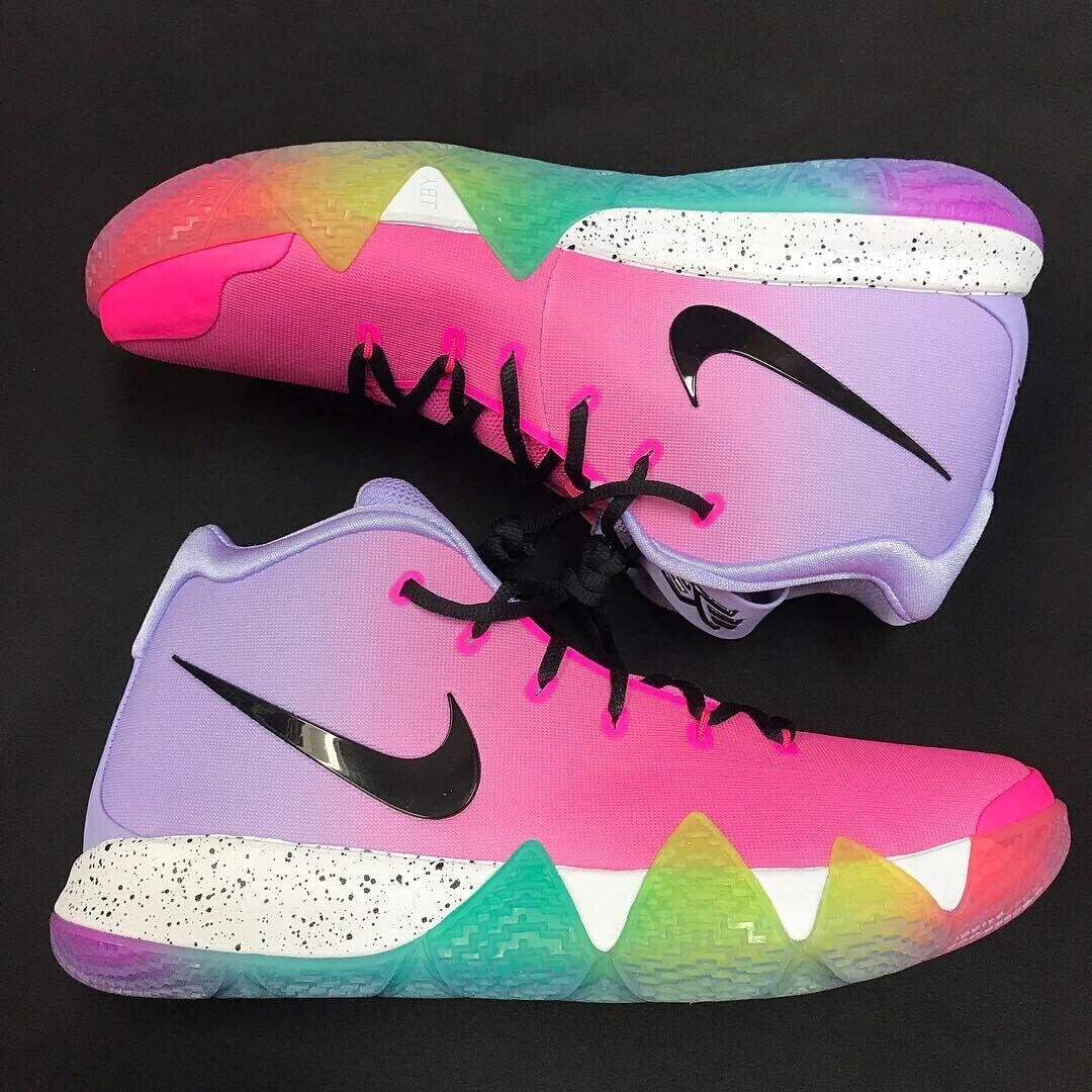 Nike Kyrie 4 Be True Promo Sample PE Size 12.5 RARE