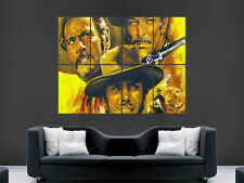 GOOD THE BAD THE UGLY MOVIE POSTER CLINT EASTWOOD COWBOY WESTERN ART PRINT