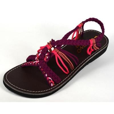 Women's Sandals La Marine Youna Fuschia   eBay