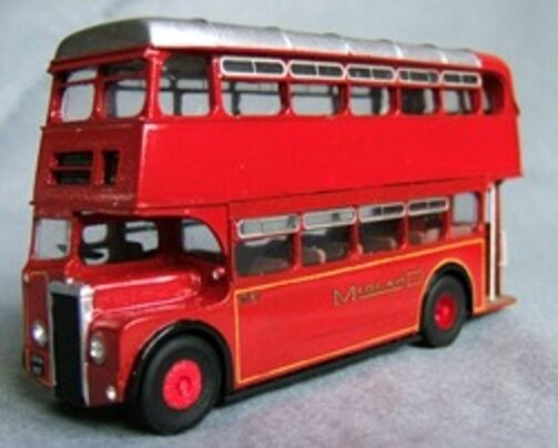 Midland Red white-metal or resin bus kits by W&T WTP20