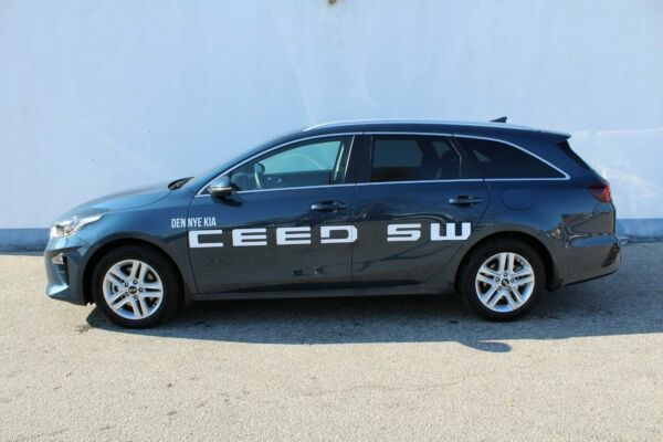 Kia Ceed 1,4 T-GDi Intro Edition SW DCT - billede 1