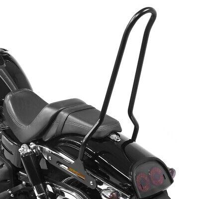 Sissybar f/ür Harley Sportster 1200 Iron 18-20 Craftride Tampa