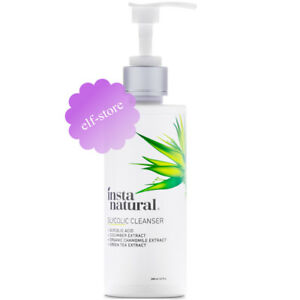 Details About Instanatural Glycolic Acid Facial Cleanser Wash 6 7 Fl Oz 200 Ml