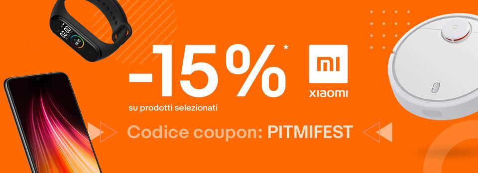 Codice PITMIFEST - Xiaomi Mi Fan Festival