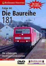 DVD Stars der Schiene 44 - Die Baureihe 181