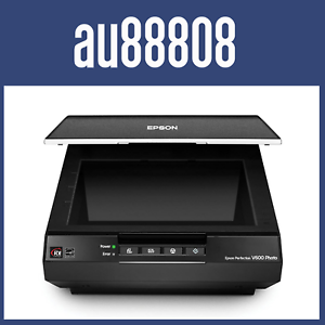 Details about NEW EPSON PERFECTION V600 FILM PHOTO SLIDE A4 FLATBED SCANNER  6400 X 9600 DPI