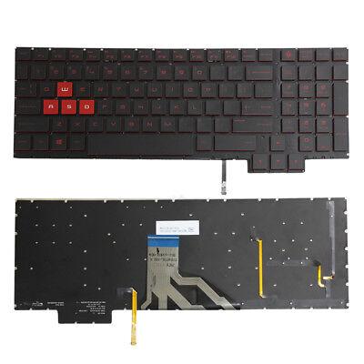 New US Keyboard for ASUS ROG G751JY-QH72-CB G751JY-T7051H G751JZ-XS72