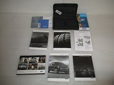 ford  user guide owners manual  case ebay