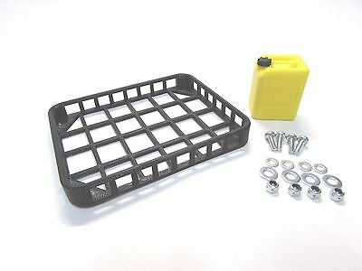 scx10 truck 1//10 Scale Roof Rack for crawler Axial Traxxas RC4WD Tamiya