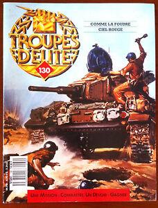 Troupes d'Elite n°130; Ciel Rouge- Comme la Foudre IOyFNaGf-09094141-655601652
