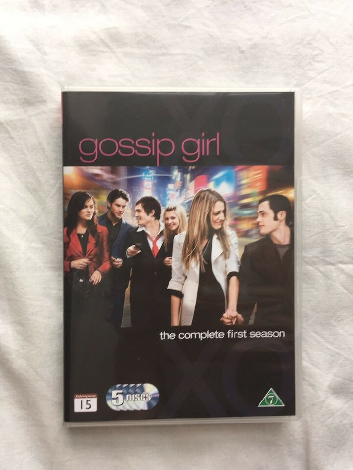 Gossip Girl // Friends , DVD, TV-serier