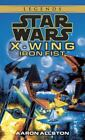 Star Wars X-Wing - Legends: Iron Fist 6 by Aaron Allston (1998, Paperback)