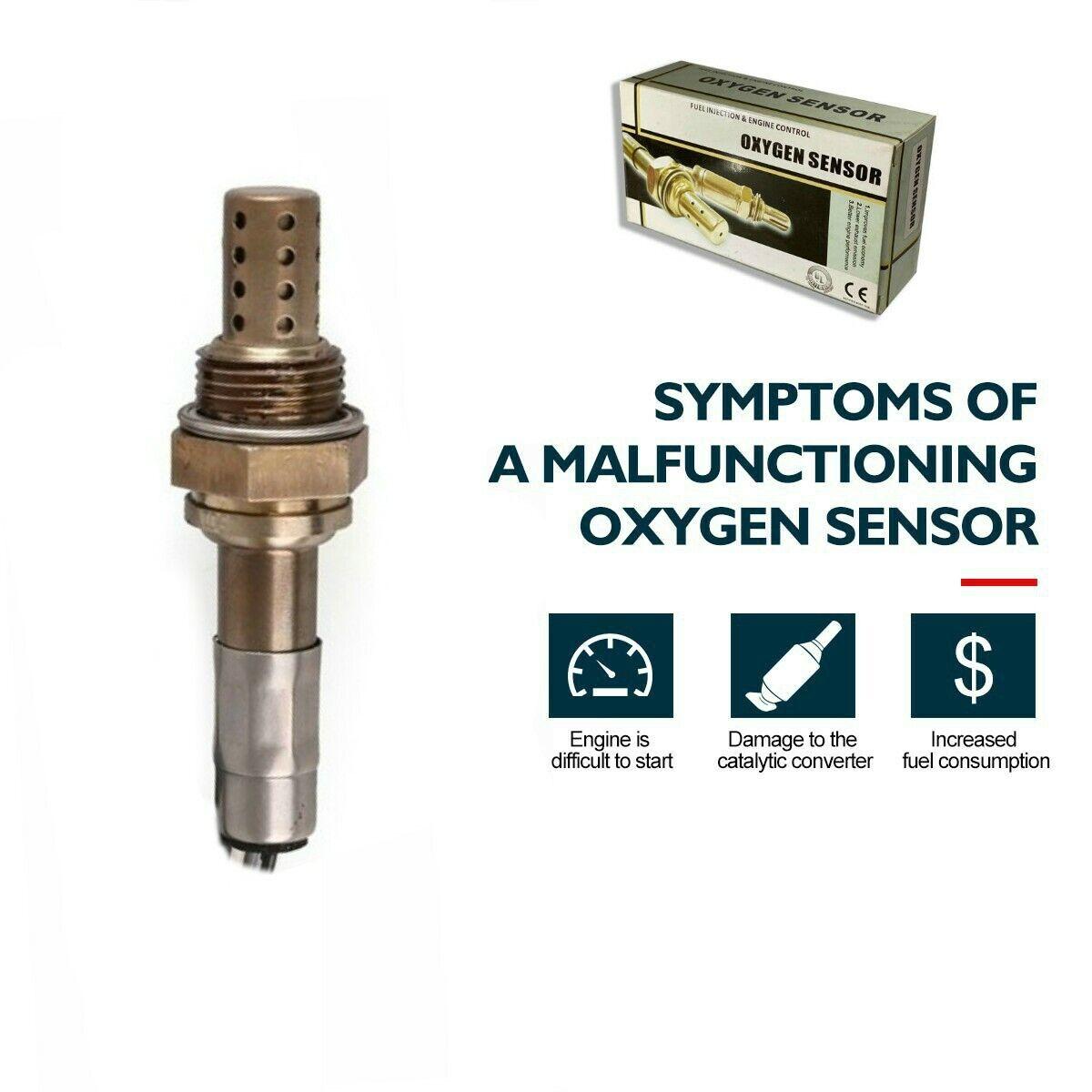Chevrolet Nissan Kia NEW Standard 15733 Oxygen O2 Sensor Universal Fit-Toyota