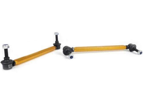 Whiteline REGOLABILI davanti Anti Roll Bar collegamento JEEP PATRIOT MK74 2//07 in