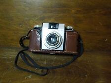Vintage Kodak Pony II 44 MM Camera With Bottom Half of Leather Case