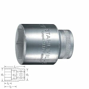 HAZET 6point socket 900 size 8-36 mm