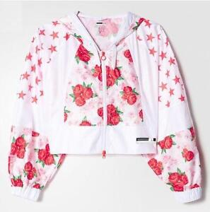 130cbc798b1ee Image is loading adidas-Stella-McCartney-StellaSport-SC-ROSE-Jacket-XSmall-