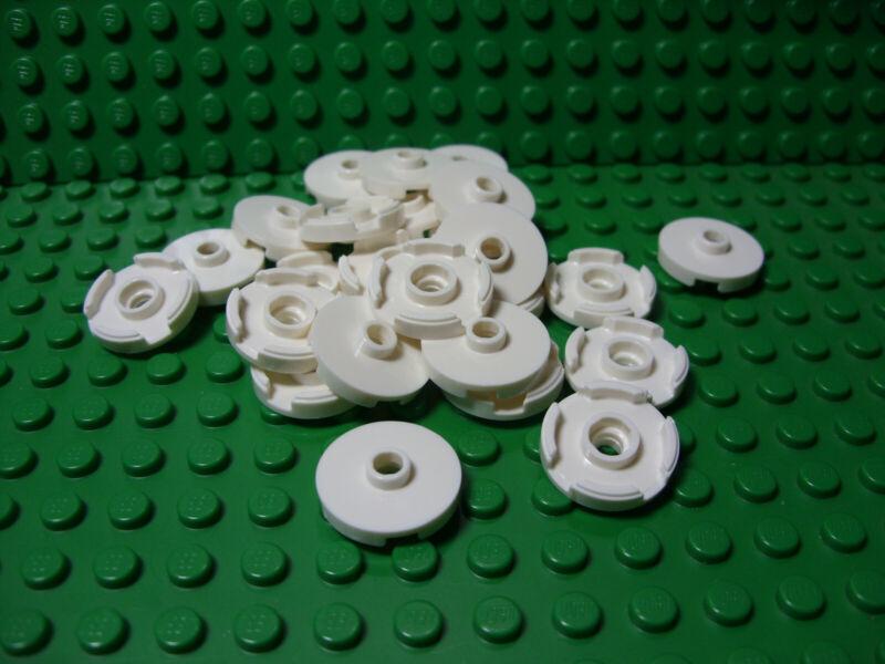 ** 25 CT LOT ** Lego NEW trans orange 1 x 1 round tile pieces  Lot of 25