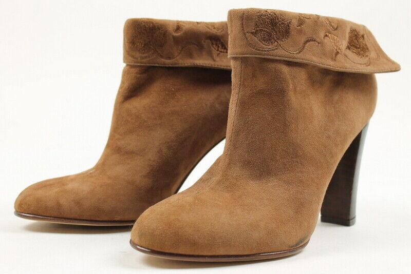 Huma blancoo X anthropologie para mujer morena botas Marrón 38 euros (mujer EE. UU. 7-7.5) n
