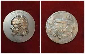 Medaille-Florence-Conference-International-Numis-1978-S-Giovanni-Battista