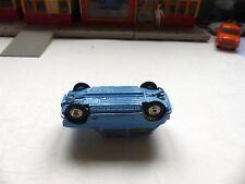 Corgi Toys 226 Morris 'Mini-Cooper' error! pale blue with yellow interior