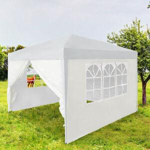Klapp Pavillon.Details Zu 3x3m Pavillon Klapp Pavillon Uv Schutz Gartenzelt Faltbar Partyzelt Pavillion