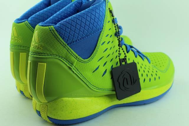 Adidas Rose 3 G66388 J G66388 3 Juventud tamaño: 5.5 igual que mujer 7.0 Nuevo Raro Auténtico 606be3