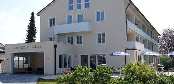 4t vacaciones relax en el hotel 3 estrellas en Bad Wörishofen/Allgäu/Baviera