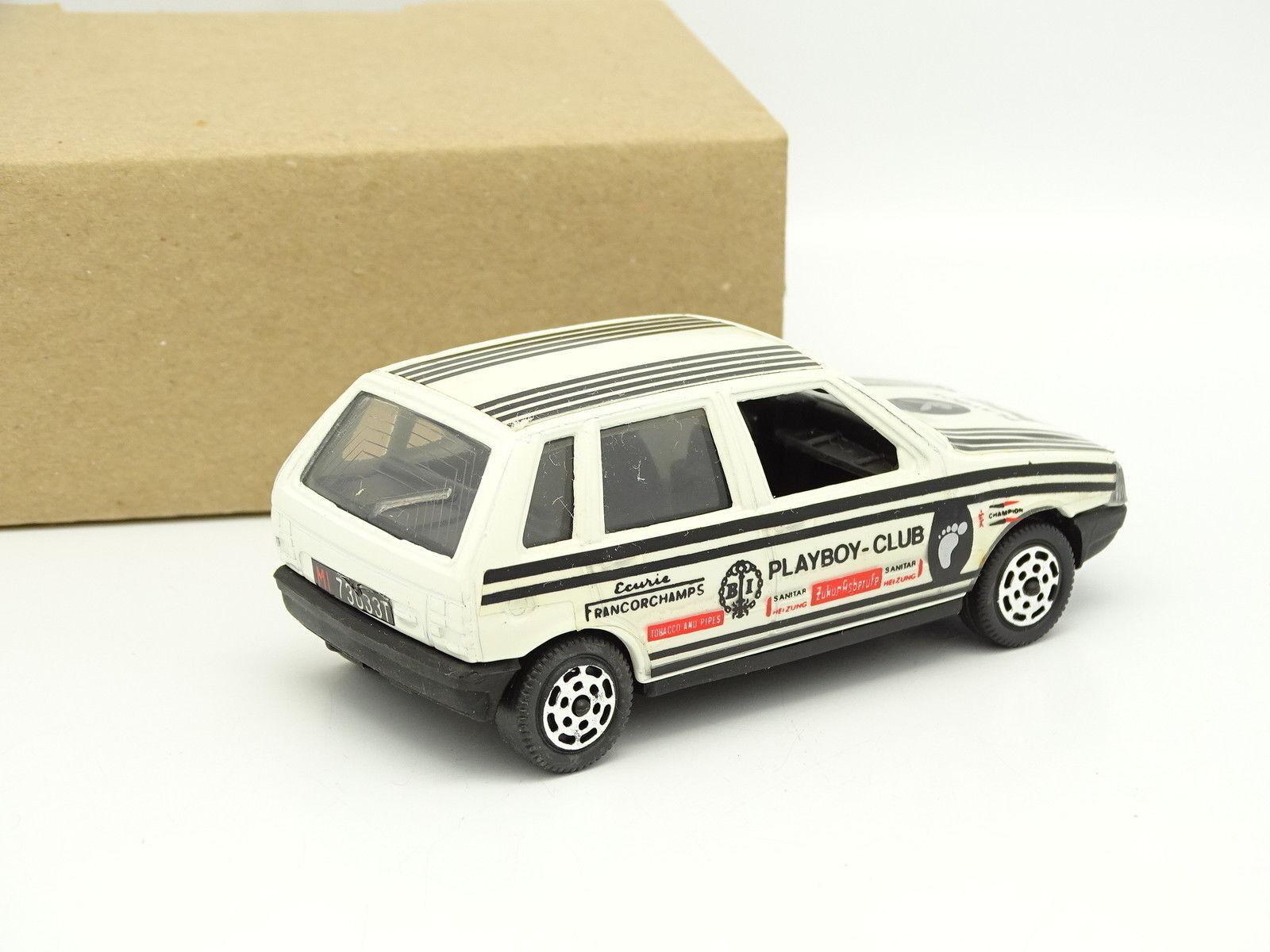 Großartig Räder Mebetoys SB 1 1 1 43 - Fiat Uno Playboy 6baae0