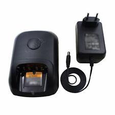 Ladegerät Für MOTOROLA  1-Fach Impres WPLN4255B WPLN4226A DP-Serie DP4600