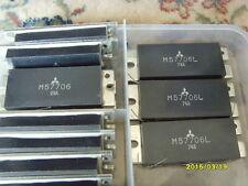 New Mitsubishi Rf Vhf Module M57706 M57706l Free Shipping