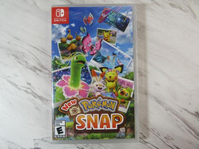 **NEW & SEALED** New Pokemon Snap [Nintendo Switch]