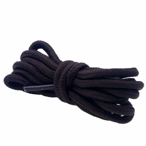 200cm Long Round Shoelace Shoelaces Shoe Lace for Athletic Sport Boots Sneaker