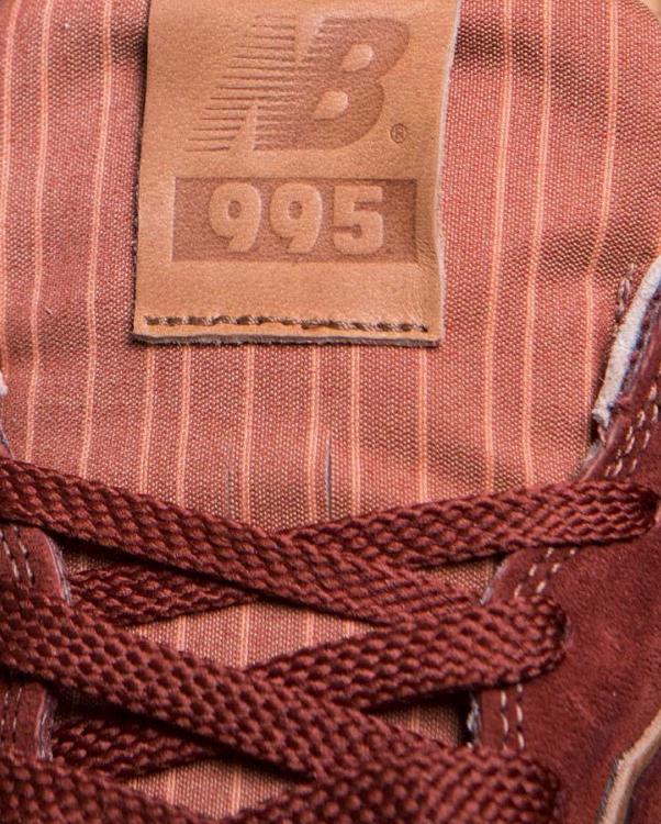 New Balance Men Men Men 995 Baseball M995DBG - Made In USA Brown & Tan Size 12 D Men's 7b2c0e