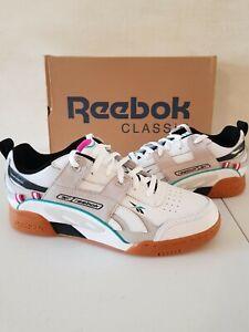 REEBOK-Classic-Men-039-s-Workout-Plus-ATI-90s-Training-Shoes-DV5494-Size-11