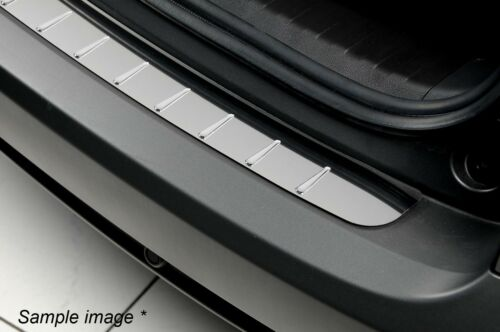 2009-2014 REAR BUMPER PROTECTOR compatible with TOYOTA AVENSIS 3 ESTATE