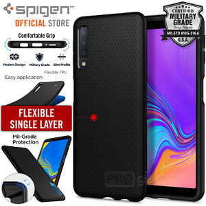wholesale dealer 0cabf c2140 Details about [FREE EXPRESS] Galaxy A7 2018 Case, Spigen Liquid Air Armor  Cover for Samsung