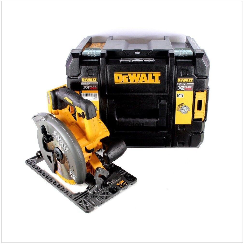 DeWALT DeWALT DeWALT DCS576NT Flexvolt Akku 54V Handkreissäge mit 190 mm Blatt T STAK-Box VI 514761