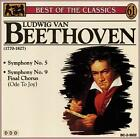 Best of the Classics: Ludwig van Beethoven (CD, Sep-1994, Madacy)