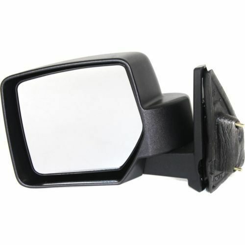 Textured Black Driver Side Mirror For Patriot 07-13