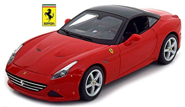 Ferrari California T closed Top 2008-15 rot 1:18 Bburago